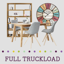 Truckload of Upholstery, Kitchen & Dining Furniture & More, 36 Units, Retail $25,862, B/C Condition, Load LL6641 NJ, Cranbury, NJ